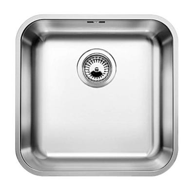 Blanco Supra 400U Undermount Sink Stainless Steel