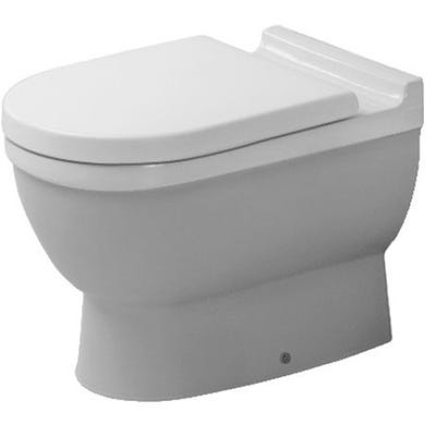Duravit Starck 3 Back To Wall Floor standing Toilet