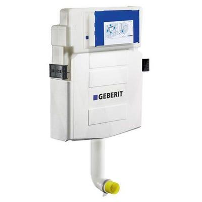 Geberit 109.309.00.5 Sigma Concealed Flush Cistern 12cm Inc Flush Pipe