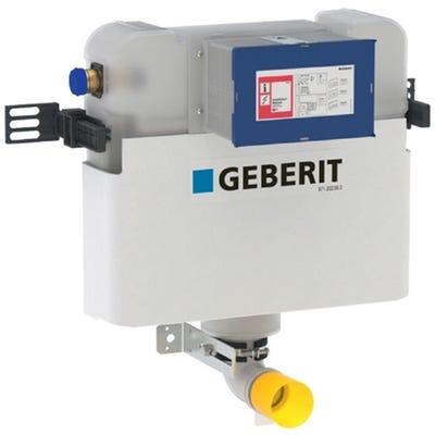 Geberit 109.205.00.1 Kappa Concealed Flush Cistern 15cm Inc Flush Pipe