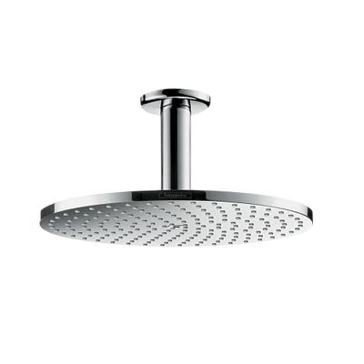 hansgrohe Raindance S Overhead Shower 240 1Jet P With Ceiling Connector Chrome