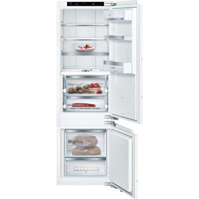 Bosch KIF87PF30 Serie 8 Low Frost Built In Fridge Freezer 70/30