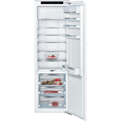 Bosch KIF82PF30 Serie 8 Built In Single Door Fridge With Icebox