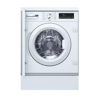 Neff W544BX0GB Built-In Washing Machine Capacity 8Kg