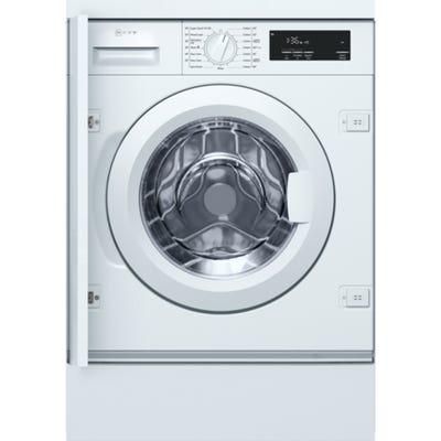Neff W543BX0GB Built-In Washing Machine Capacity 8Kg