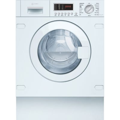 Neff V6540X1GB Built-In Washer Dryer Capacity 7Kg/4Kg