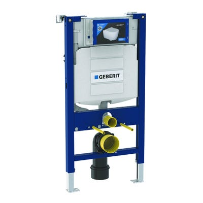 Geberit Duofix Sigma WC Frame 0.98m With Concealed Cistern