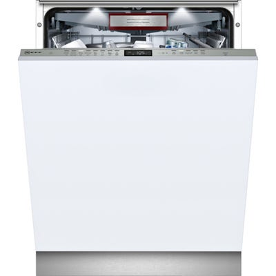 Neff S515T80D2G N70 60cm Fully Integrated Dishwasher 6.5L