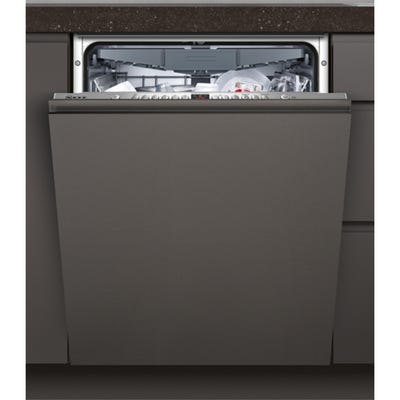 Neff S723M60X1G N50 60cm Fully Integrated Dishwasher 9.5L