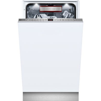 Neff S586T60D0G N70 45cm Slimline Fully Integrated Dishwasher 9.5L