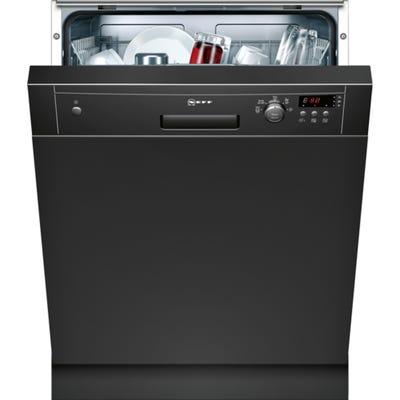 Neff S41E50S1GB N30 60cm Semi Integrated Dishwasher 9.5L