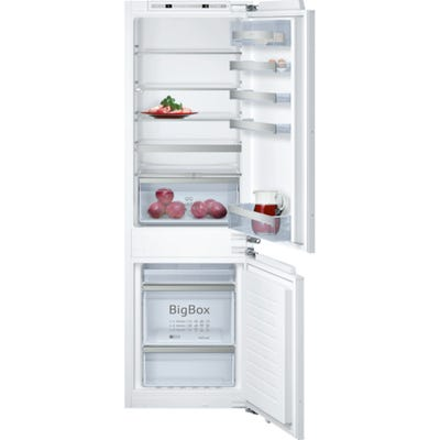 Neff KI7863D30G N70 60/40 Built-In No Frost Fridge Freezer