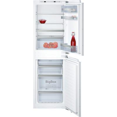 Neff KI7853D30G N70 50/50 Built-In No Frost Fridge Freezer