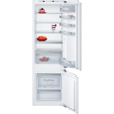 Neff KI6873F30G N70 70/30 Built-In Low Frost Fridge Freezer