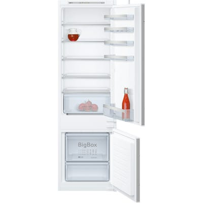 Neff KI5872S30G N50 70/30 Built-In Low Frost Fridge Freezer