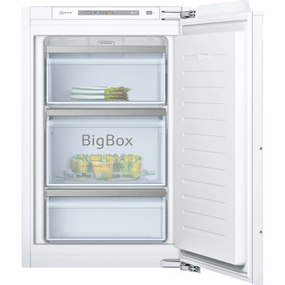 Neff GI1213F30G N70 87cm Built-In Single Door Freezer