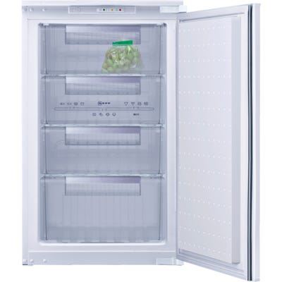 Neff G1524X7GB N50 87cm Built-In Single Door Static Freezer