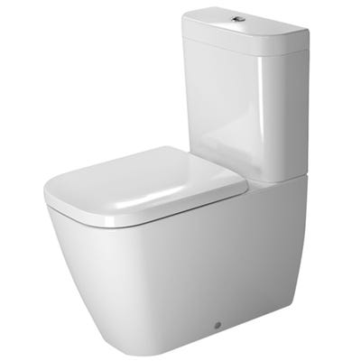 Duravit Happy D.2 Toilet Close Coupled Toilet 355 x 400 x 630mm