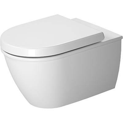 Duravit Darling New Toilet Wall Mounted Washdown Rimless White 540mm