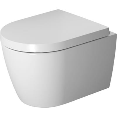 Duravit Me By Starck Wall Mounted Compact Rimless 360 x 400 x 480