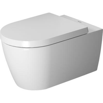 Duravit Me By Starck Wall Mounted Toilet Rimless White 360 x 400 x 570