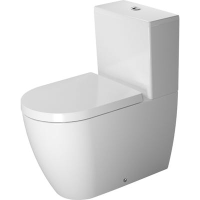 Duravit ME By Starck Toilet Close Coupled 360 x 400 x 650mm