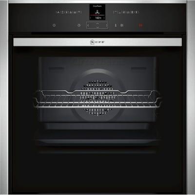 Neff B47CR32N0B N70 Built-In Slide & Hide Single Oven