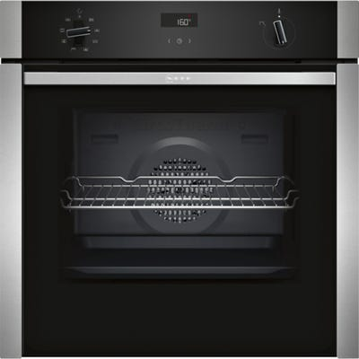 Neff B4ACF1AN0B N50 Built-In Slide & Hide Single Oven