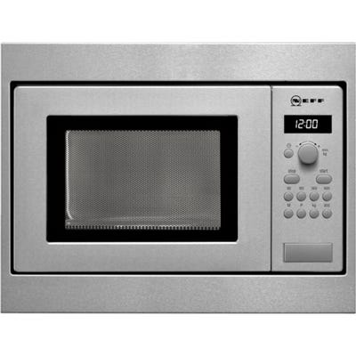 Neff H53W50N3GB N30 50cm Built-In Microwave 17L 800W