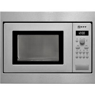 Neff H53W50N3GB N30 50cm Built-In Microwave 17L 800W