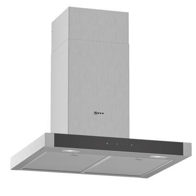 Neff D64BHM1N0B N50 60cm Touch Control Box Design Chimney Hood Stainless Steel