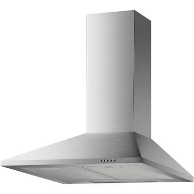 Culina 60cm Chimney Hood Stainless Steel