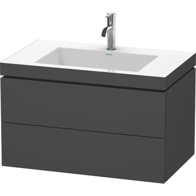 Duravit Vero Air 800mm Unit Graphite Matt