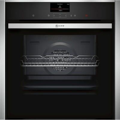 Neff B47CS34H0B N90 Slide & Hide Built-In Single Oven