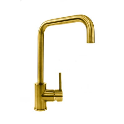 Reginox Acri Single Lever Kitchen Mixer Gold