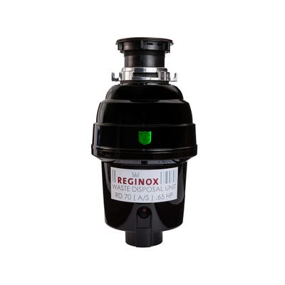 Reginox RD70 A/S Waste Disposal Unit With Air Switch