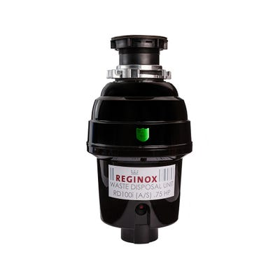 Reginox RD100 A/S Waste Disposal Unit With Air Switch