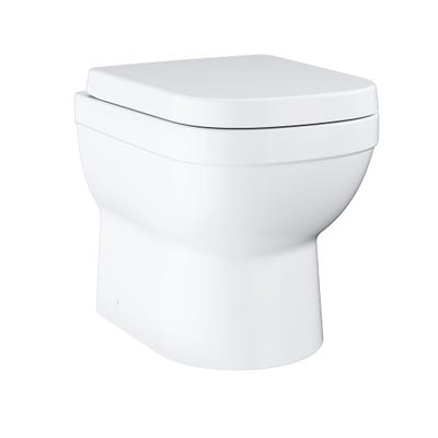 Grohe Euro Ceramic Floor Standing Toilet With Soft Close Seat