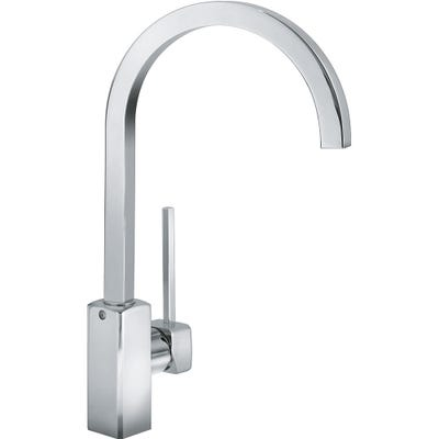 Smeg Ukparma Single Lever Kitchen Mixer Tap Polished Chrome