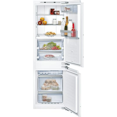 Neff KI8865D30 N90 60/40 Built-In No Frost Fridge Freezer