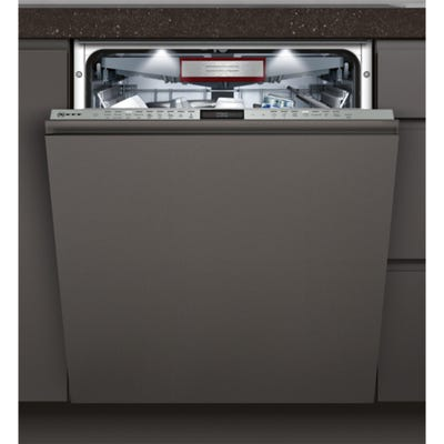 Neff S517T80D6E N90 60cm Fully Integrated Dishwasher 9.5L