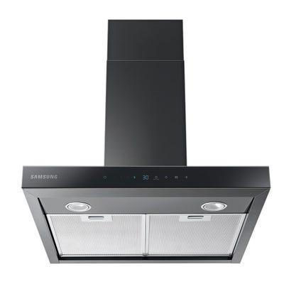 Samsung NK24N5703BM/UR 60cm Box Chimney Hood Touch Control Black