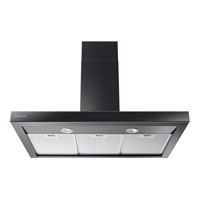Samsung NK36M5070BM/UR 90cm Box Chimney Hood Touch Control Black