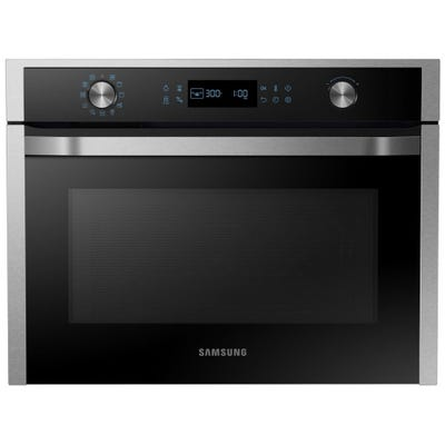 Samsung NQ50J5530BS/EU Built In Combi Microwave Oven Stainless Steel
