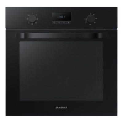 Samsung NV70K1340BB/EU 60cm Dual Fan Single Oven Black