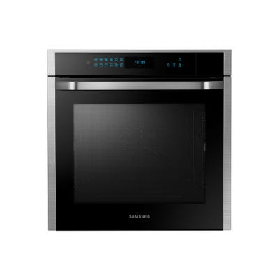 Samsung NV73J7740RS/EU 60cm Single Gourmet Oven Steel & Black