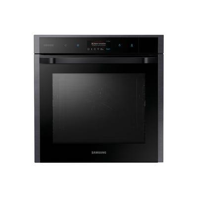 Samsung NV73N9770RM/EU 60cm Gourmet Pyrolytic Single Oven Black