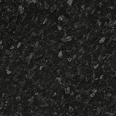 Oasis Black Flint Gloss 3000mm x 900mm x 38mm Breakfast Bar