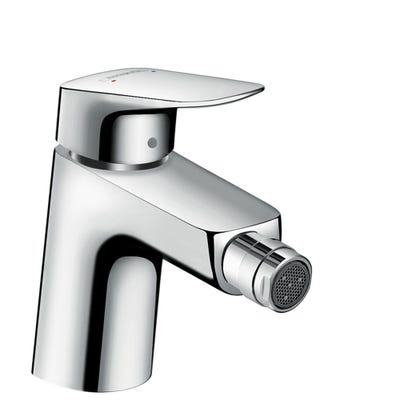 hansgrohe Logis Bidet Mixer With Pop-Up Waste