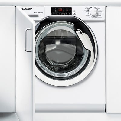Candy CBWD 8514DC-80 Fully Integrated 8+5kg 1400 Spin Washer Dryer